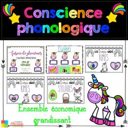 Conscience phonologique ensemble grandissant