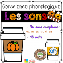 Conscience phonologique - les sons complexes