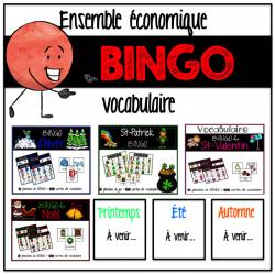 BINGO - ensemble économique