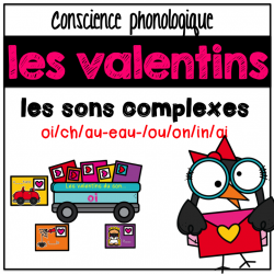 Sons Complexes St-Valentins - distribution lettres