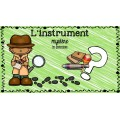 L'instrument mystère