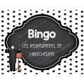 Bingo des instruments de l'orchestre
