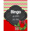 Bingo musical du temps des Fêtes