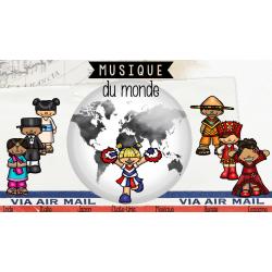 Musique du monde vol. 2
