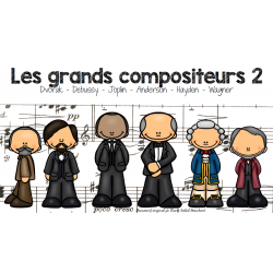 Les grands compositeurs vol. 2