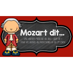 Mozart dit...(Jean dit)