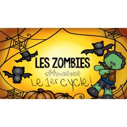 Les zombies attaquent! - Jeu interactif