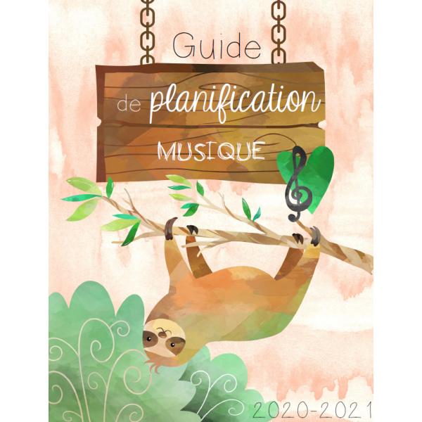 Guide de planification PARESSEUX ZEN