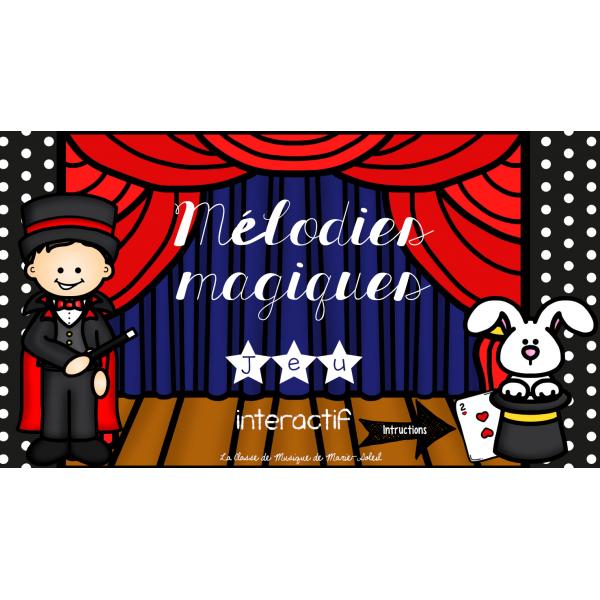 Mélodies magiques