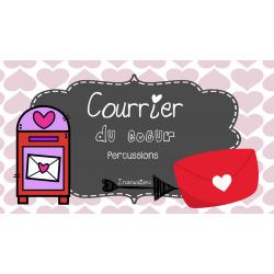 Courrier du coeur - Jeu interactif