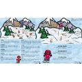 La descente du Mont Croche - Jeu interactif