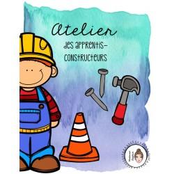 Atelier des apprentis-constructeurs