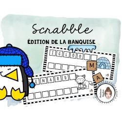 Scrabble édition de la banquise