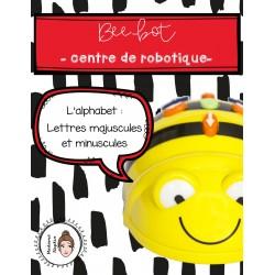 Beebot - Centre de robotique - L'alphabet