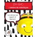 Beebot - Centre de robotique - Les animaux
