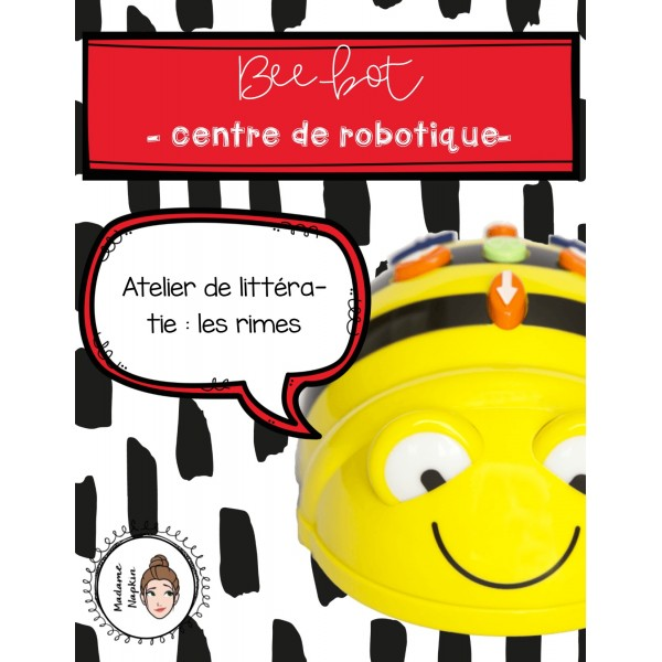 Beebot - Centre de robotique - les rimes
