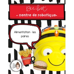 Beebot - Centre de robotique - Alimentation