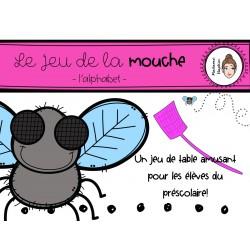 Le jeu de la mouche - L'alphabet