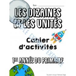 Cahier d'activités la dizaine