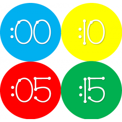 Horloge - Minutes