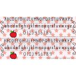 Aide-mémoire alphabet