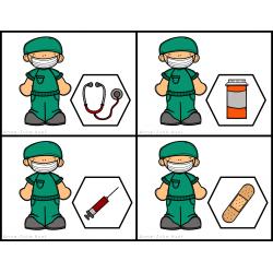 Aide le médecin