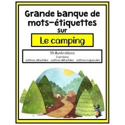 Mots-étiquettes : Camping