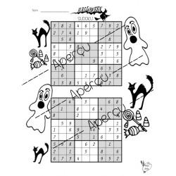 Halloween - Sudoku