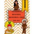 Comparaison Iroquoiens, Algonquiens & Incas