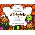 Une Halloween effrayante - Activités d'Halloween