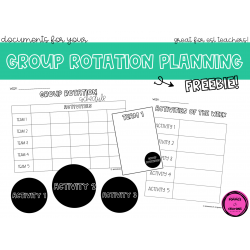 Group Rotation Planning (ESL)