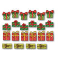 Suites logiques Les cadeaux de Noël