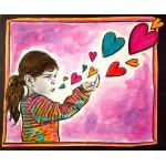 Un vent d'amour ! St-Valentin, Fêtes des mères