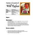 À la manière de: Will Rafuse, Cuisinier, arts