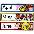 Calendrier en anglais: Calendar