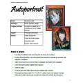 Autoportrait: arts plastiques