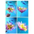 Fête des Mères: Une fleur, projet d'arts