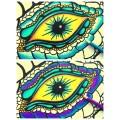 Oeil de dragon : Arts plastiques - Dessin