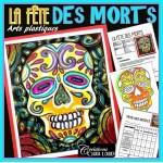 Halloween: Fête des morts, arts plastiques
