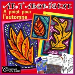 Art aborigène: À point pour l'automne !