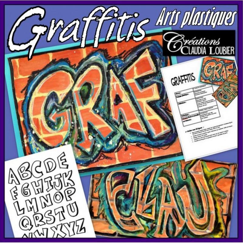 Résultats de recherche d'images pour «loubier projet arts graffiti»