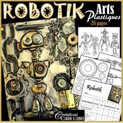 Robotik: Projet d'arts plastiques