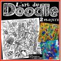Art du Doodle : dessin, arts plastiques