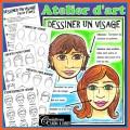 Atelier : Dessiner un visage