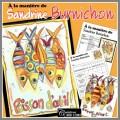 À la manière de Sandrine Burnichon : arts