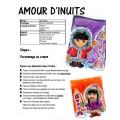 St-Valentin: Amour d'inuits, arts plastiques