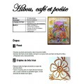 Hibou, café et poésie: projet d' arts plastiques