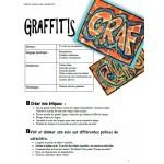Graffitis, arts plastiques médiatique
