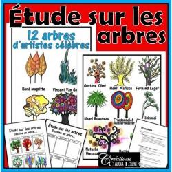 Atelier: Étude sur les arbres