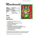 Monstruosité, projet d'arts plastiques